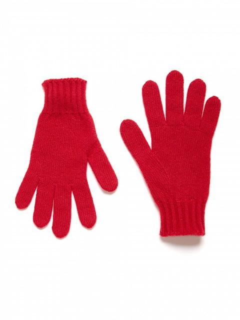 Перчатки красные Benetton 5163923
