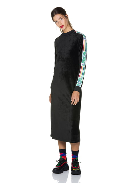 Сукня чорна Benetton 5184135