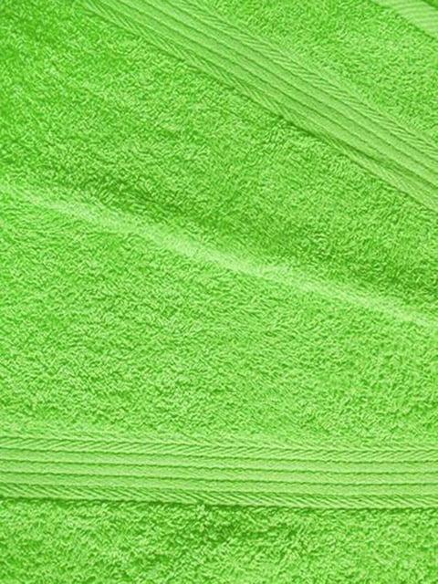 Полотенце махровое зеленое Elines 5213032