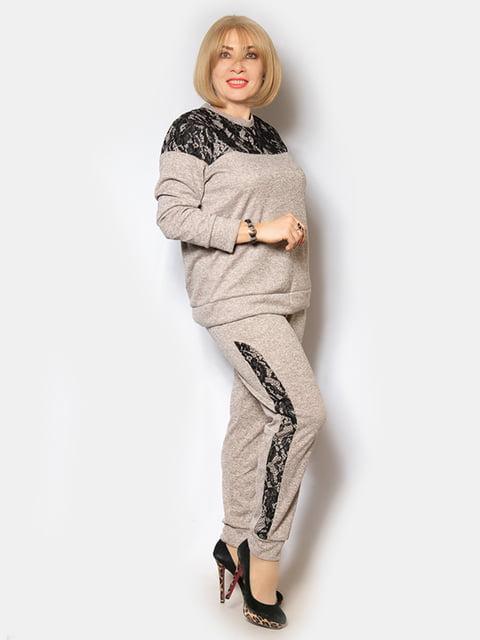 Костюм: свитшот и брюки LibeAmore 5213092