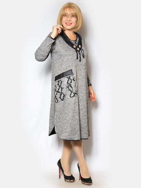 Сукня сіра LibeAmore 5213132