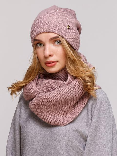 Комплект: шапка и шарф-снуд Fashion Star 5210961