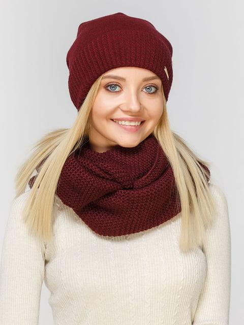 Комплект: шапка и шарф-снуд Fashion Star 5210981