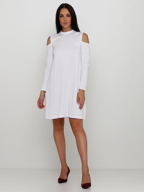 Платье белое Podium 5214336