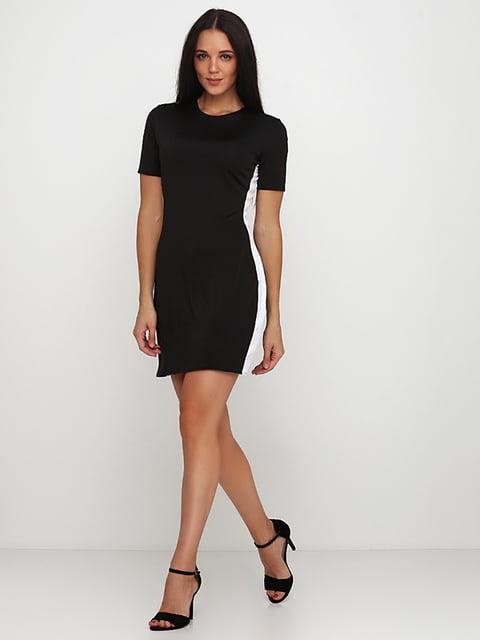 Платье черное Podium 5214376