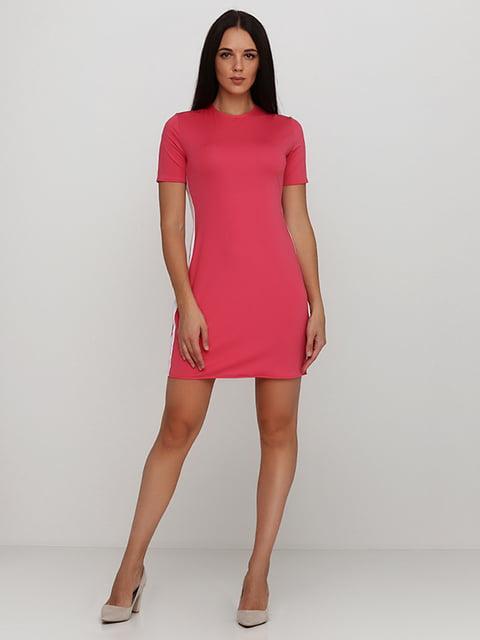 Платье розовое Podium 5214379