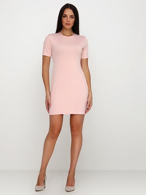 Платье пудрового цвета Podium 5214380