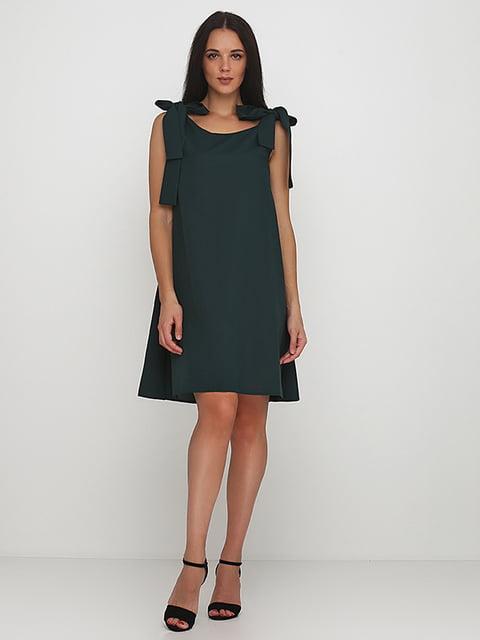 Платье темно-зеленое Podium 5214391