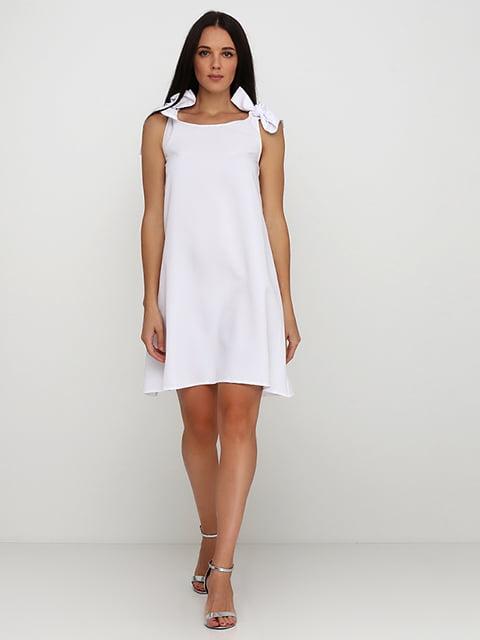 Платье белое Podium 5214384