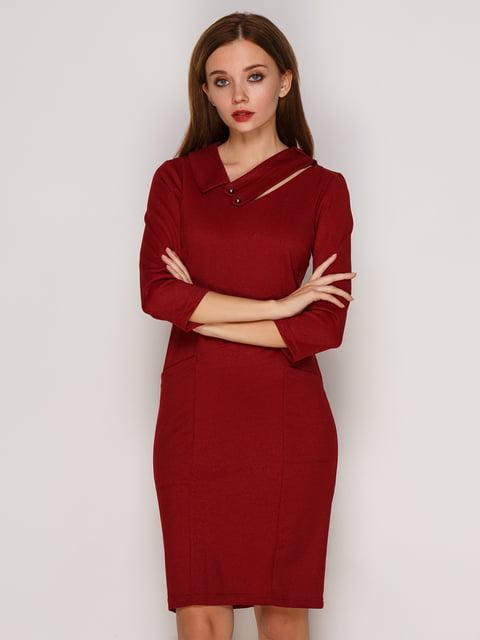 Сукня червона SassofonoClub 5208360