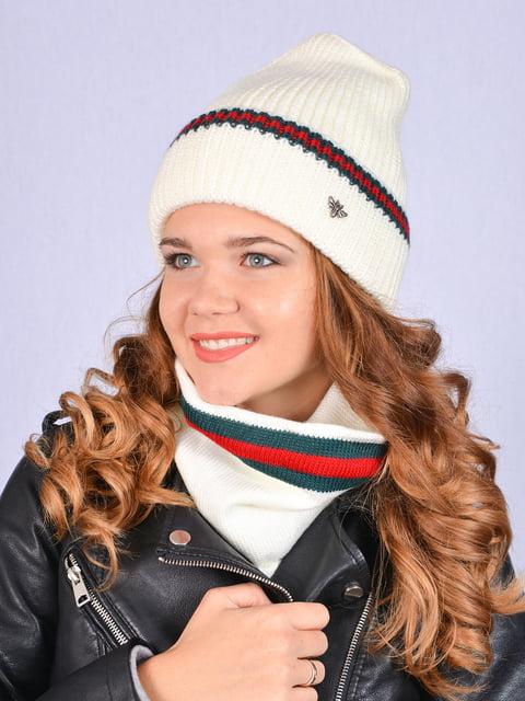 Комплект: шапка і баф Fashion Look 5215154