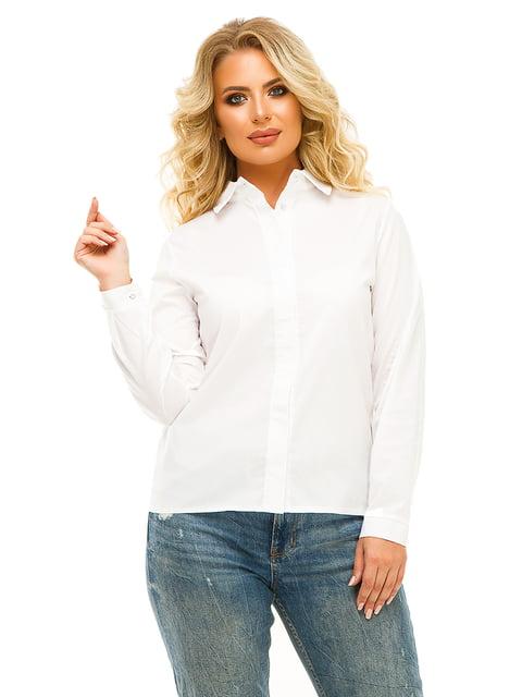 Сорочка біла Exclusive. 5215474