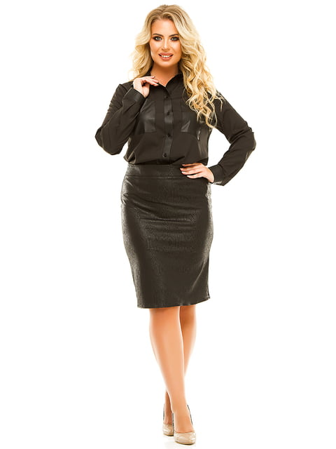 Блуза черная Exclusive. 5215512