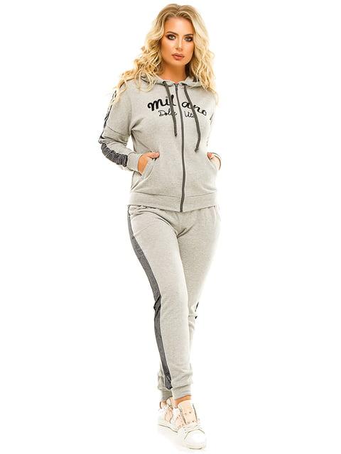 Костюм спортивный: толстовка и брюки Exclusive. 5215542