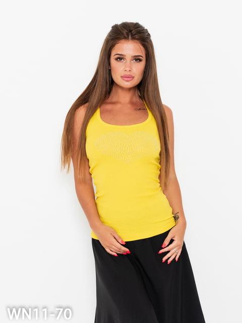 Майка жовта Magnet 5196392