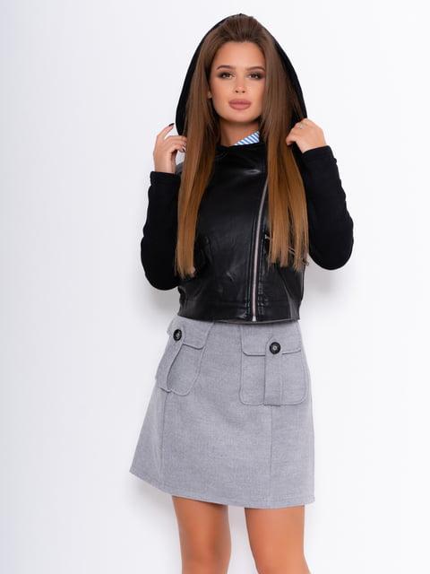 Куртка черная Magnet 5209131