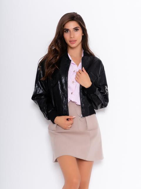 Куртка черная Magnet 5209154