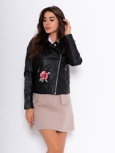 Куртка черная Magnet 5209155