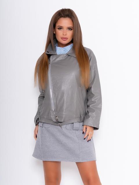 Куртка серая Magnet 5209158