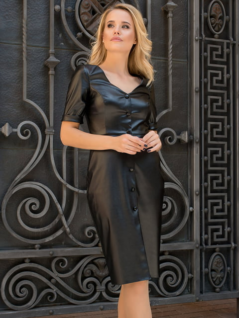 Сукня чорна Modus 5203396