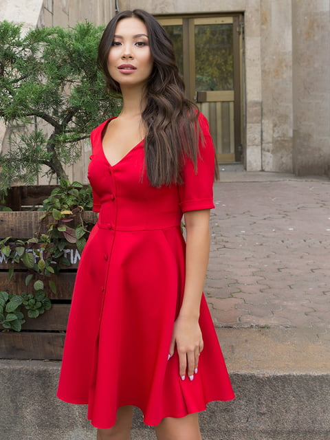 Сукня червона Modus 5203397