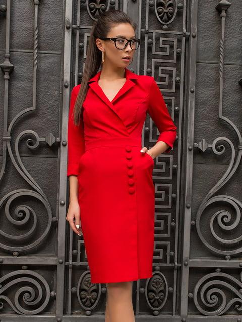 Сукня червона Modus 5203405