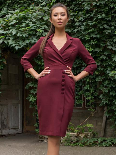Сукня винного кольору Modus 5203407
