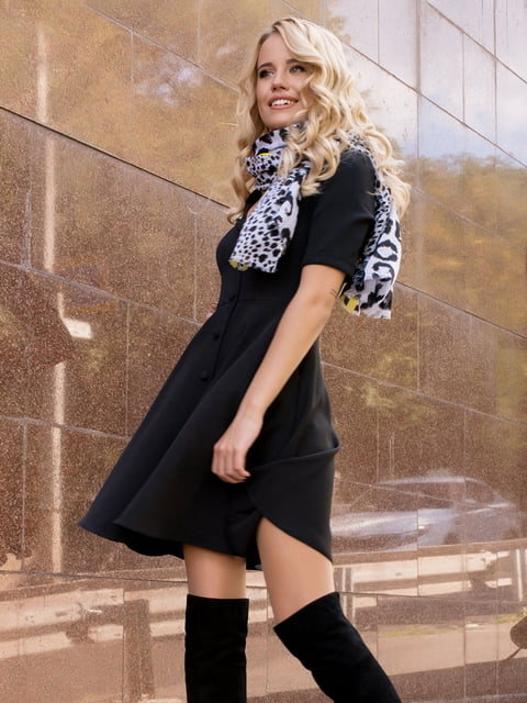 Сукня чорна Modus 5203408