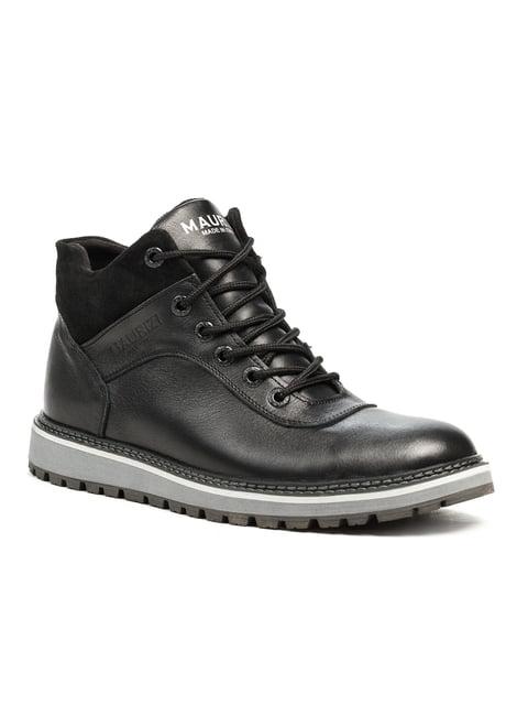 Ботинки черные Maurizi 5213441