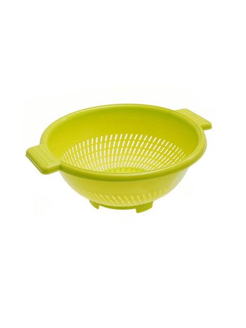 Дуршлаг пластиковый (25х10 см) HEIDRUN 5216034