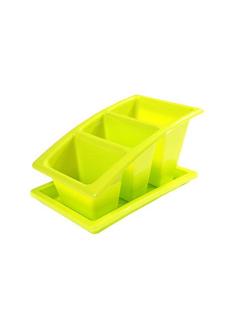 Лоток для столовых приборов (22х14х11,5 см) HEIDRUN 5216053