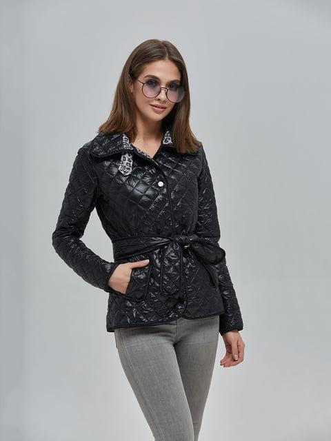 Куртка черная Mila Nova 5216095