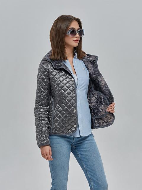 Куртка серая Mila Nova 5216097