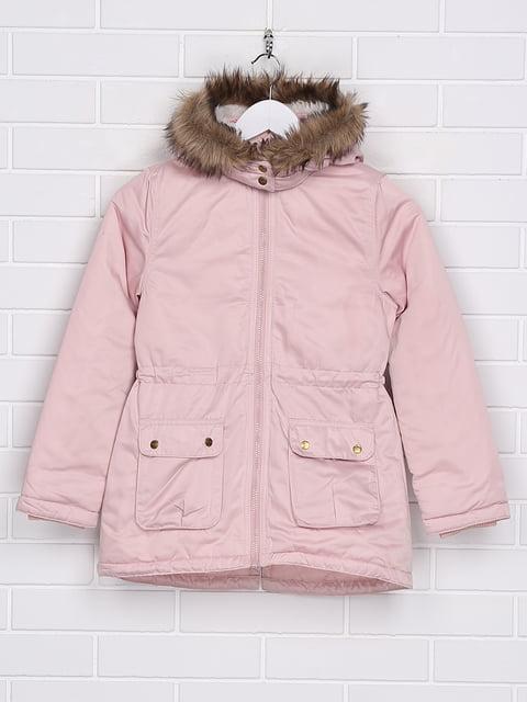 Парка розовая H&M 5196119