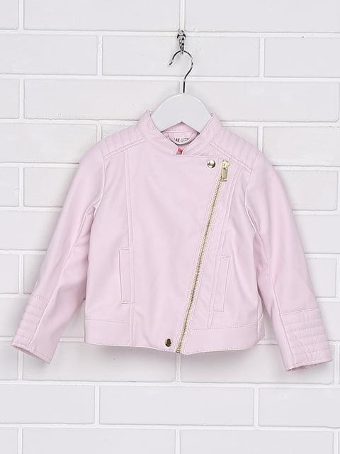 Куртка світло-рожева H&M 5202619