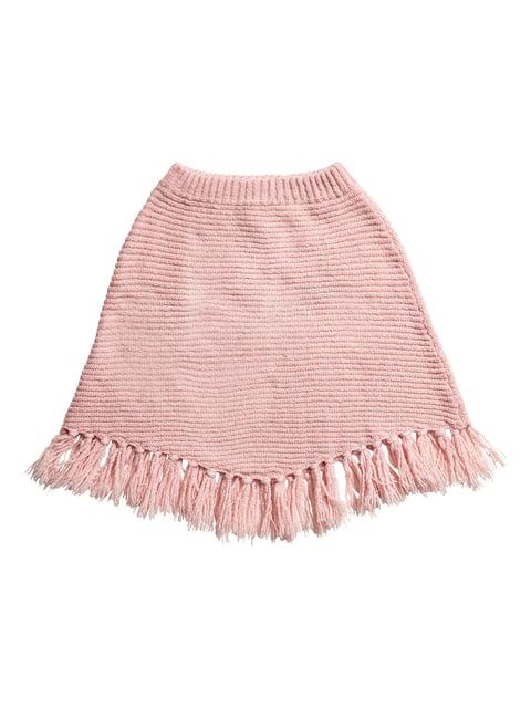 Пончо світло-рожеве H&M 5216698