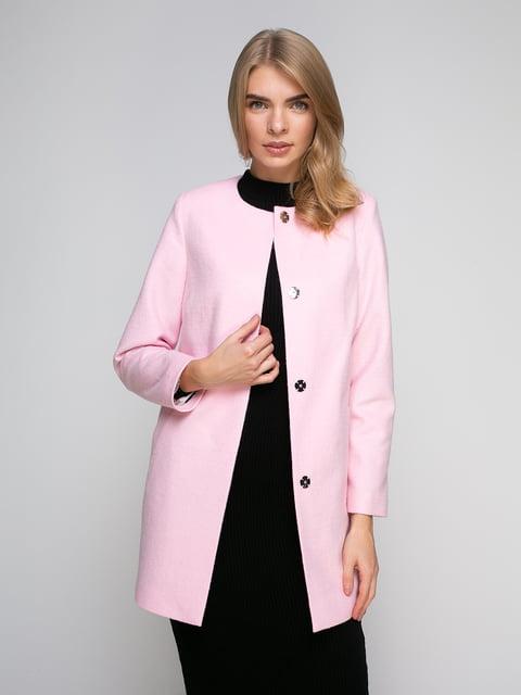 Пальто рожеве Pink 5212422