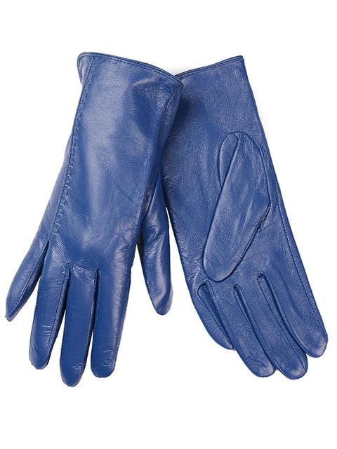 Рукавиці сині Fashion Look 5218030
