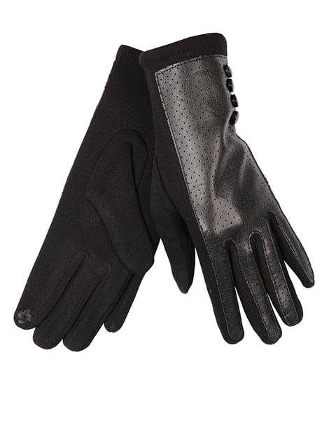 Рукавиці чорні Fashion Look 5218039