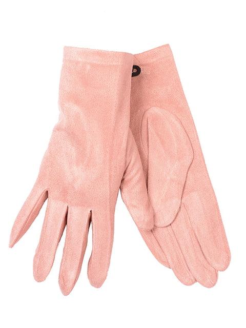 Рукавиці рожеві Fashion Look 5218063