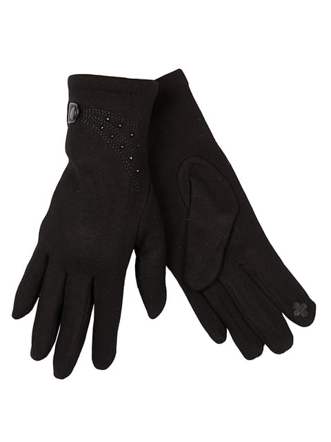 Перчатки черные Fashion Look 5218073