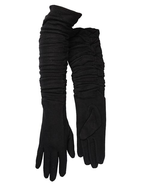 Рукавиці чорні Fashion Look 5218084