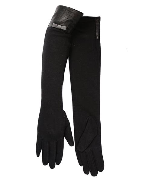Рукавиці чорні Fashion Look 5218090