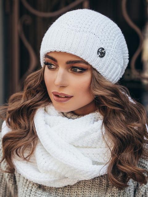Комплект: шапка и шарф-снуд GUASH 5213601
