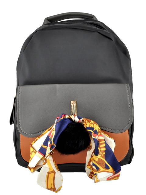 Рюкзак чорний Luvete 5219465