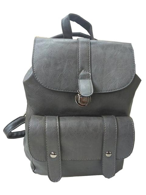 Рюкзак сірий Luvete 5219486