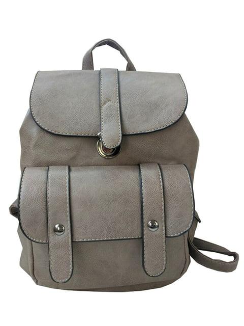Рюкзак кавового кольору Luvete 5219488