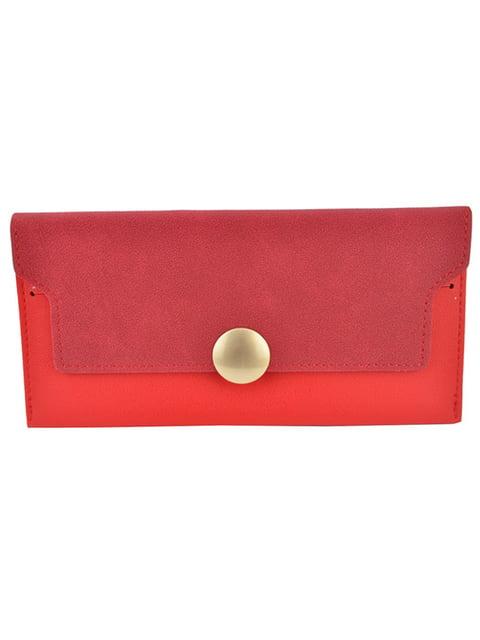 Гаманець червоний Luvete 5219604