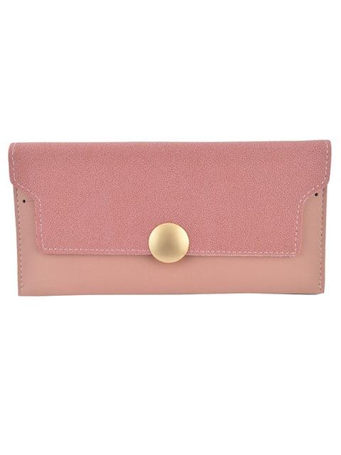 Гаманець рожевий Luvete 5219605