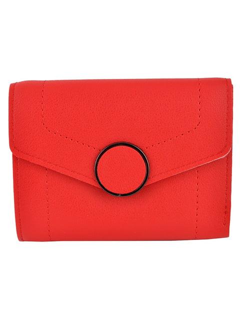 Гаманець червоний Luvete 5219609